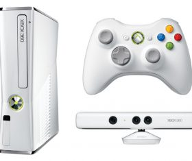 Xbox 360 White limited edition