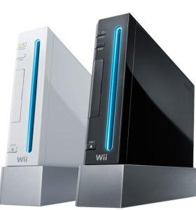 Wii Standaard Model (geschikt voor softmod)