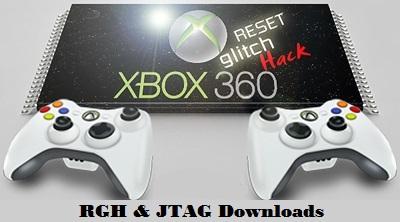 RGH en JTAG Downloads ConsoleHacks.nl
