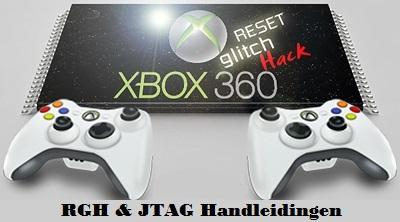 RGH en JTAG Handleiding ConsoleHacks.nl