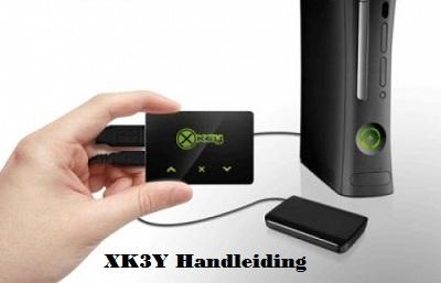 Xk3y Handleiding