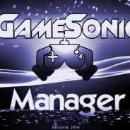 GameSonic Manager v2.30