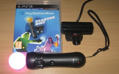 PS3 move starterspack