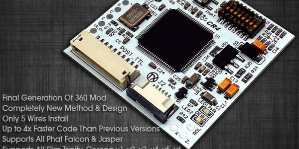 Coolrunner 4 XL: Nieuwste RGH chip
