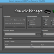 Modding tool CCAPI Rev4 voor DEX CFW 4.70