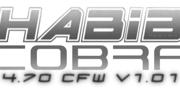 CFW Habib 4.70 Cobra 7.10 v1.01 CEX
