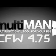 MultiMAN 4.76 CEX & DEX