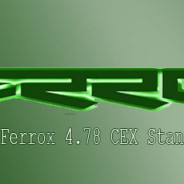 CFW Ferrox 4.78 v1.00 CEX