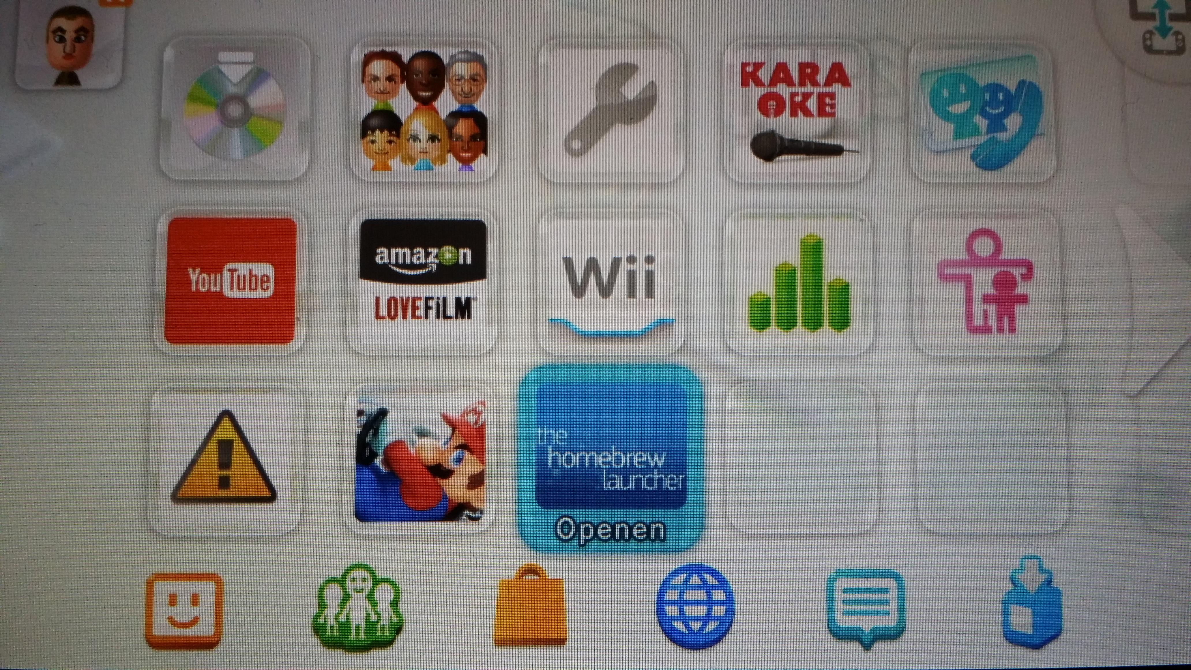 WiiU ombouw service | jailbreaken | softmodden van uw WiiU |