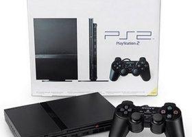 PS2 slim omgebouwd