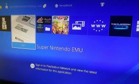 SNESStation Emulator Port for PS4 4.05 by Nominus
