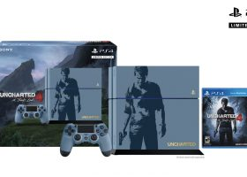 PS4 Uncharted Limited Edition