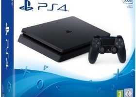 PS4 Slim – 500GB