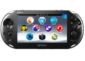 PS VITA PCH-20XX ~ MODEL SLIM LCD
