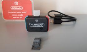 Nintendo Switch RCM Dongle